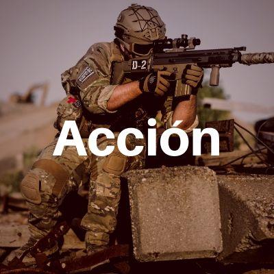Música de acción sin copyright