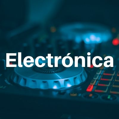 Música electrónica sin copyright