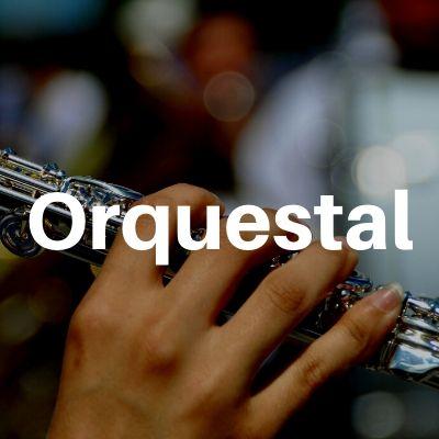 Música orquestal sin copyright