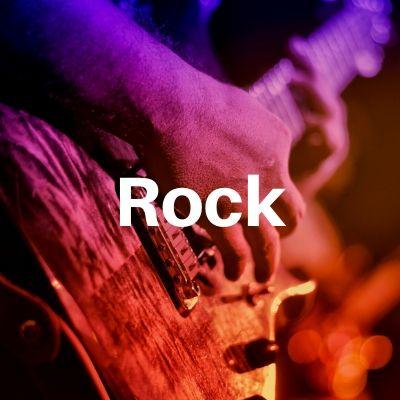 Música rock sin copyright